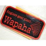 Wapaha オリジナルワッペン【DM便配送可】