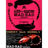 [DVD]つり人社 FROG THE TOYBOX MAD-RAD TRIBUTE NATURAL COLOR【DM便配送可】