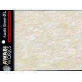 アワビワークス アワビシートXL:日本アワビA/ナチュラル【DM便配送可】